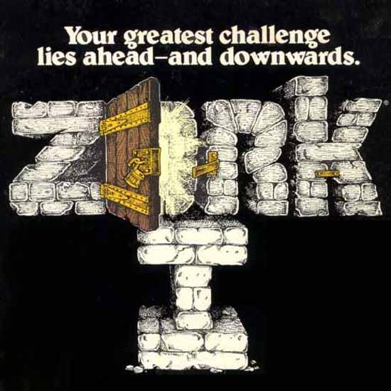 Cover Art for Zork I